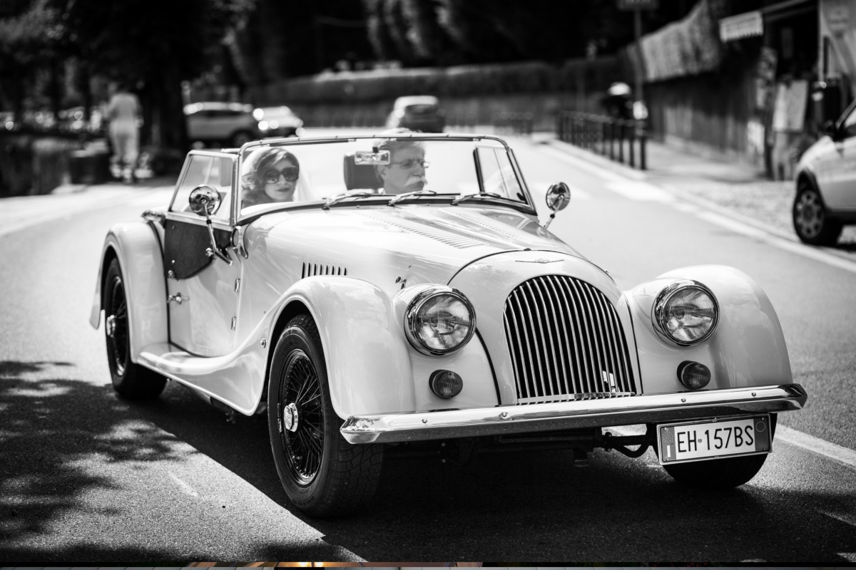 private car renting wedding