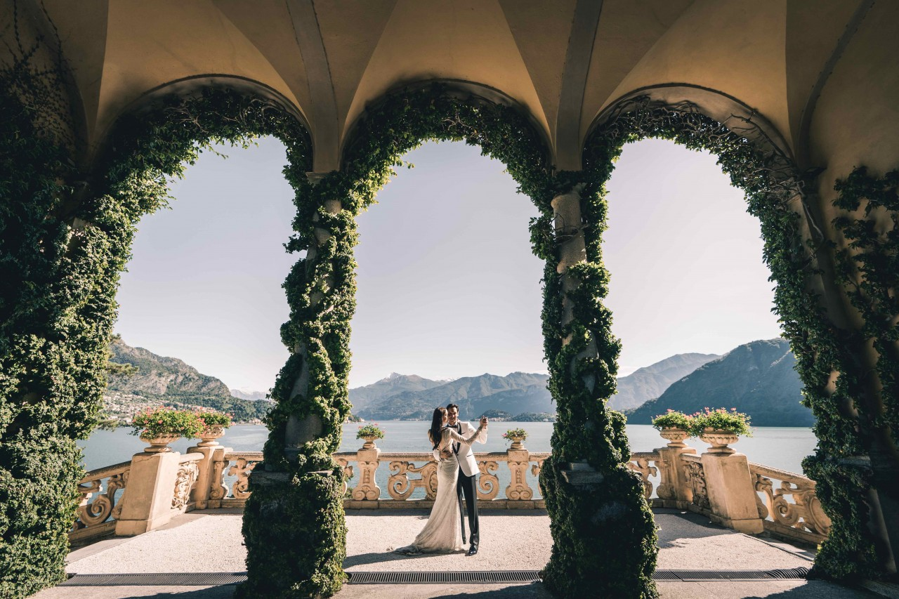 the lake como wedding planners