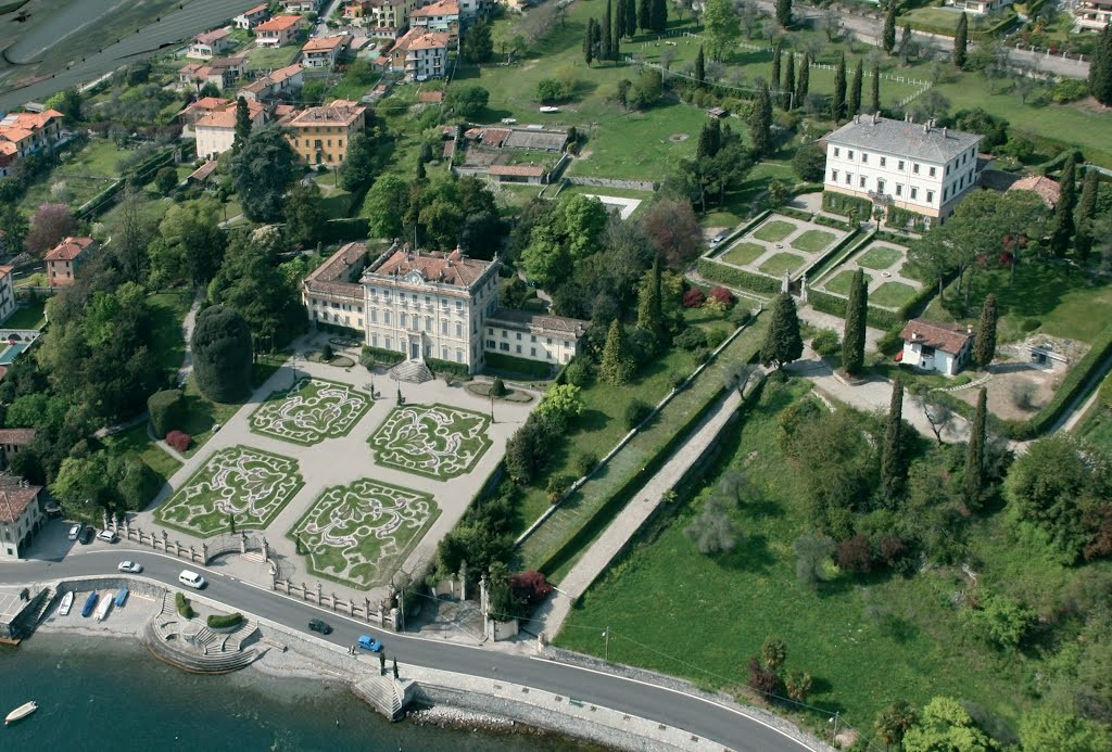 wedding private villa lake como